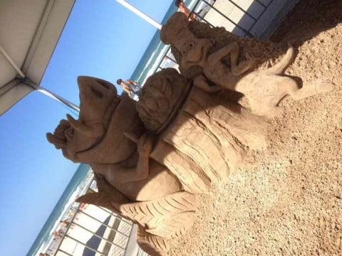 Sand Sculpture  (11)