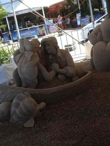 Sand Sculpture  (6)