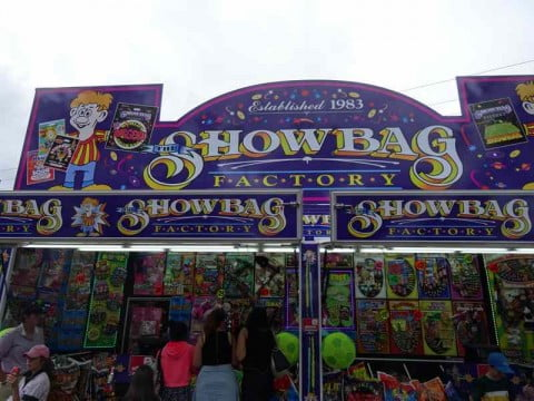 Showbags