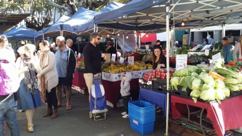 Eagle Farm Markets