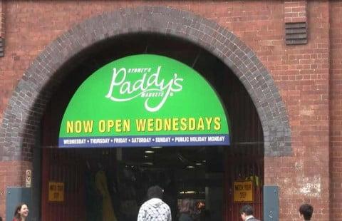 Paddys Market