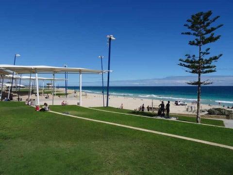 perth beach 2