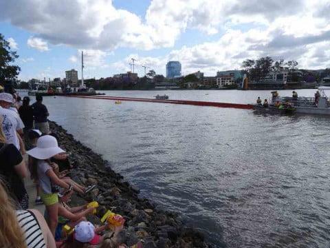 Duck race 6