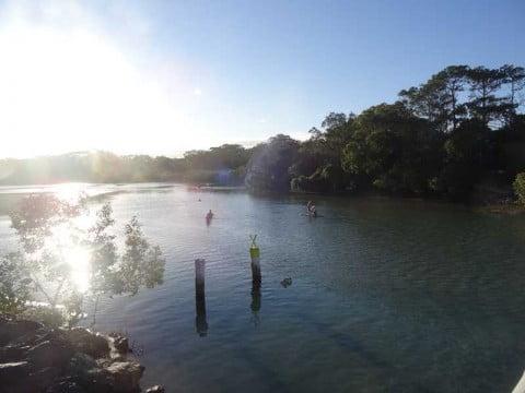 Coffs Harbour Creek 3