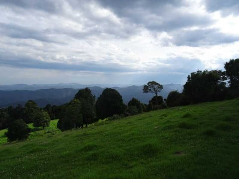 The Great Dividing Range
