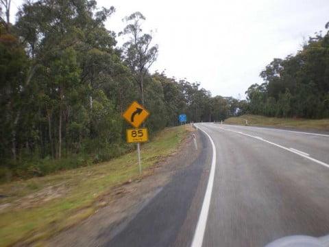 Into Melbourne 1