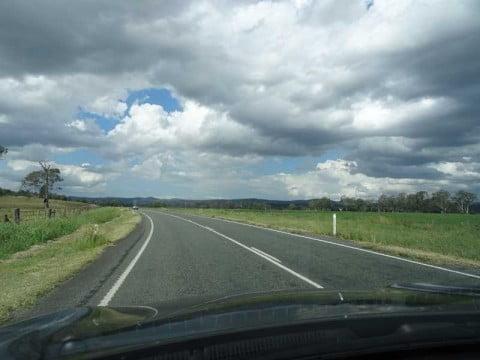 Mount Lindsay Highway