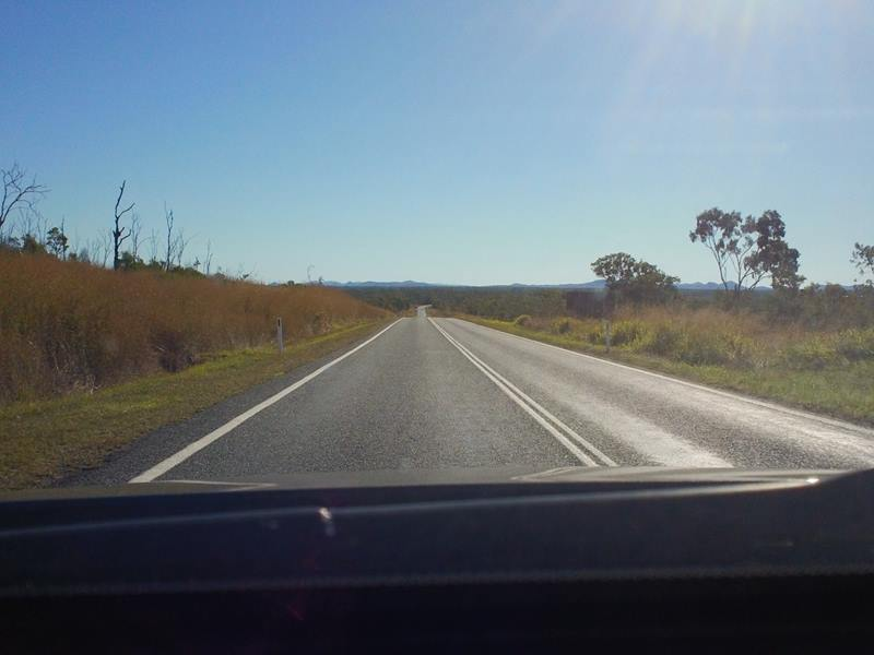 the drive from rockhampton to mackay