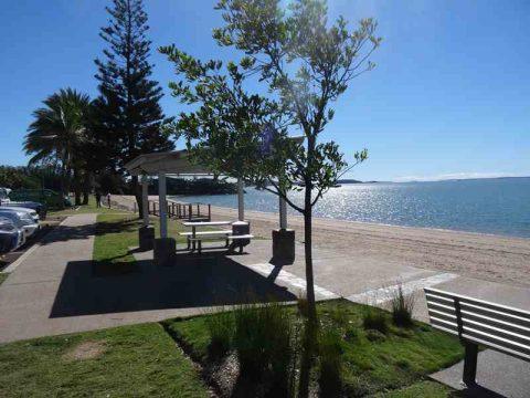 Barney Point Beach
