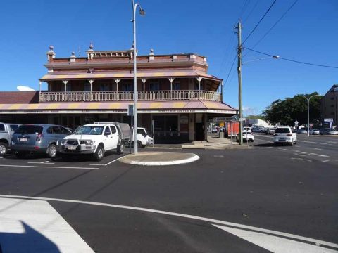 Bundaberg - pubs