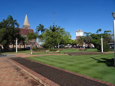 Bundaberg - town (1)
