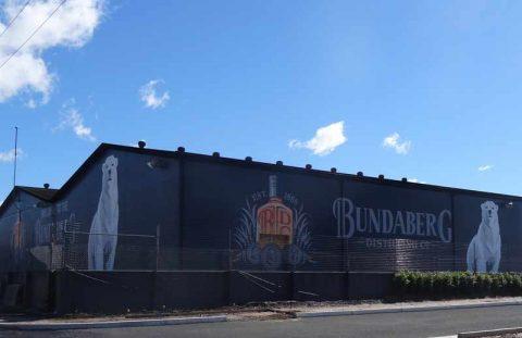 Bundaburg distillery