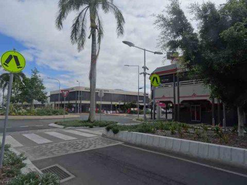Mackay town
