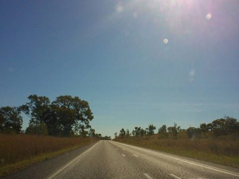 Road to Rockhampton