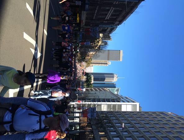 city2surf walk
