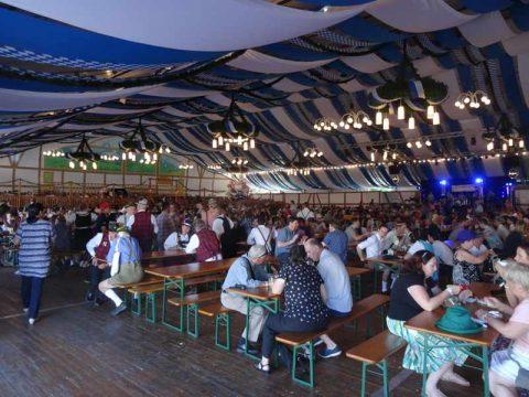 beer-tent