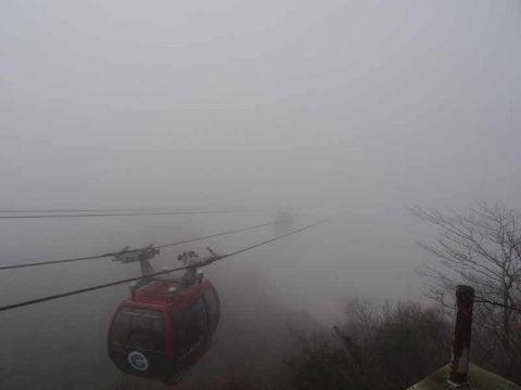 Hakone cable car