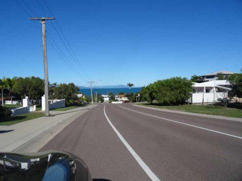 roads to beach