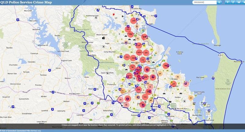 Crime Statistics in Australia Finding Safe Suburbs