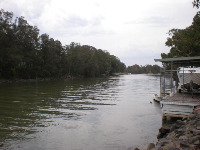 The River at Budgewoi