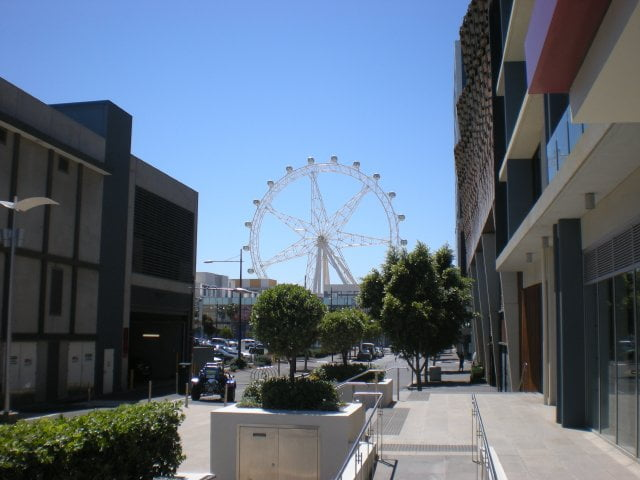 The Melbourne Eye