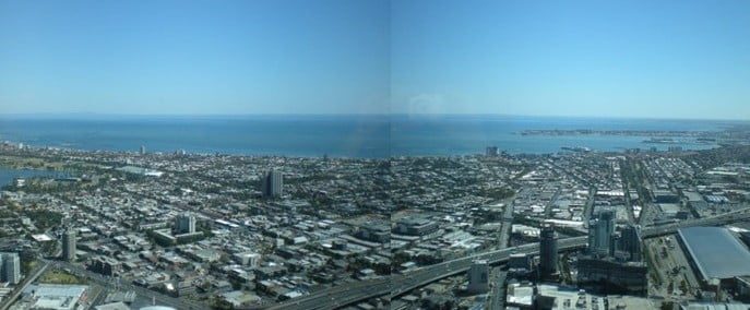 Melbourne, With Ocean Views