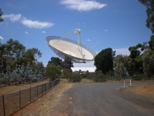 The Dish in Parkes