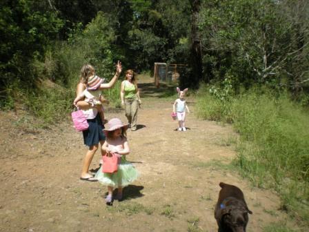 Easter 2008 in Australia