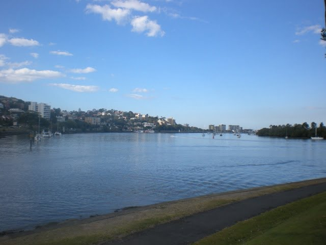View of Hamilton, Brisbane