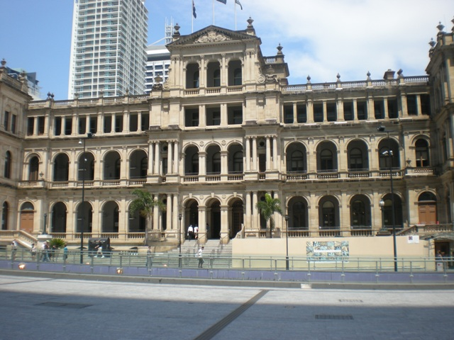 Brisbane Casino by day