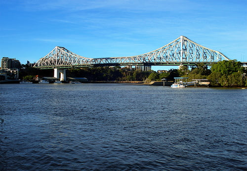 Story Bridge by Day