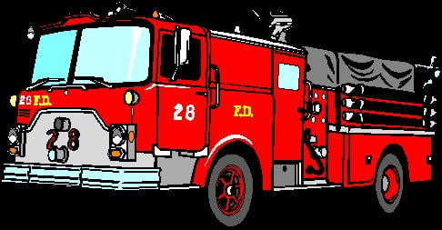 NOT a real fire engine