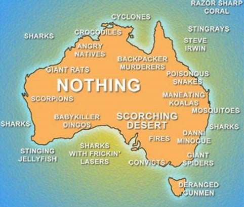 Where to live in Australia