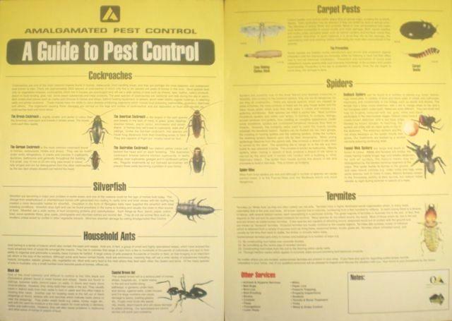 Pest Chart