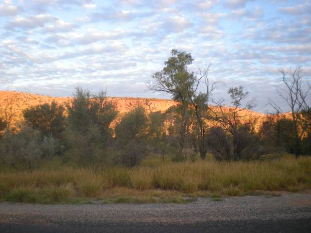 More Central Australian Countryside
