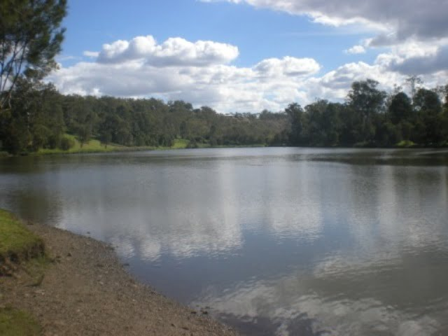 The Brisbane River