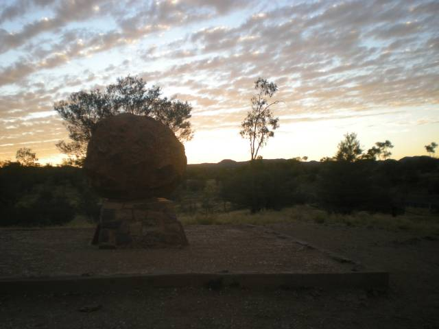 Even More Central Australian Sky