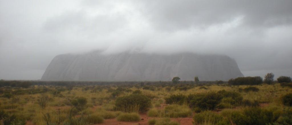 Uluru Grey