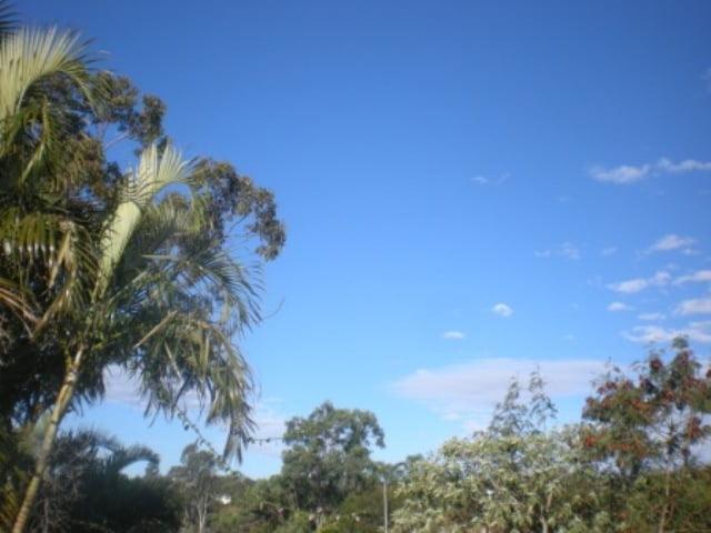 Australian winter sky