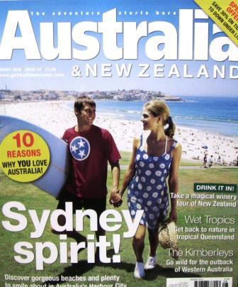Austalia & New Zealand Magazine