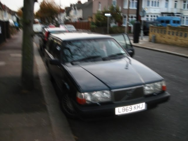 My old Volvo