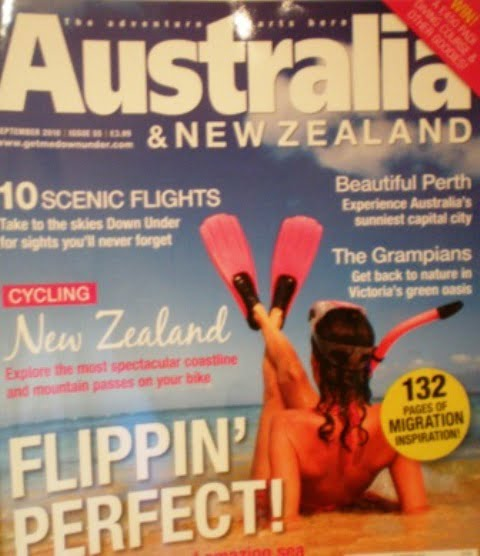 Australia & New Zealand Magazine September