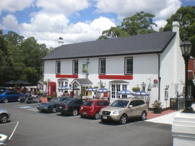 a country pub