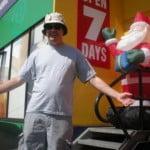 BobinOz and Santa