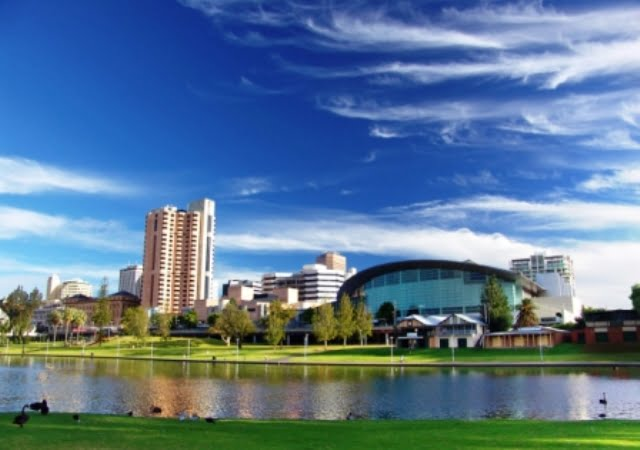 Adelaide River Torrens