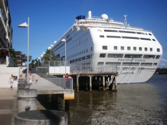 Pacific Dawn Cruise Ship