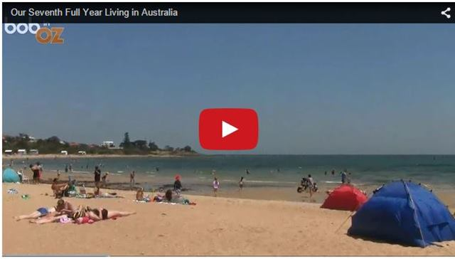 Our Seventh Full Year Living in Australia: 2014