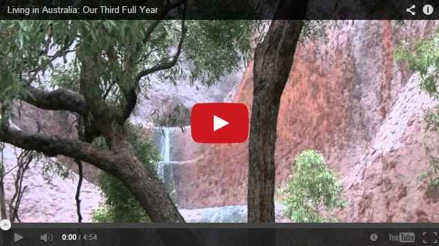 Year 3 - Living in Australia