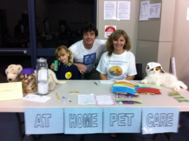 The At Home Pet Care Team