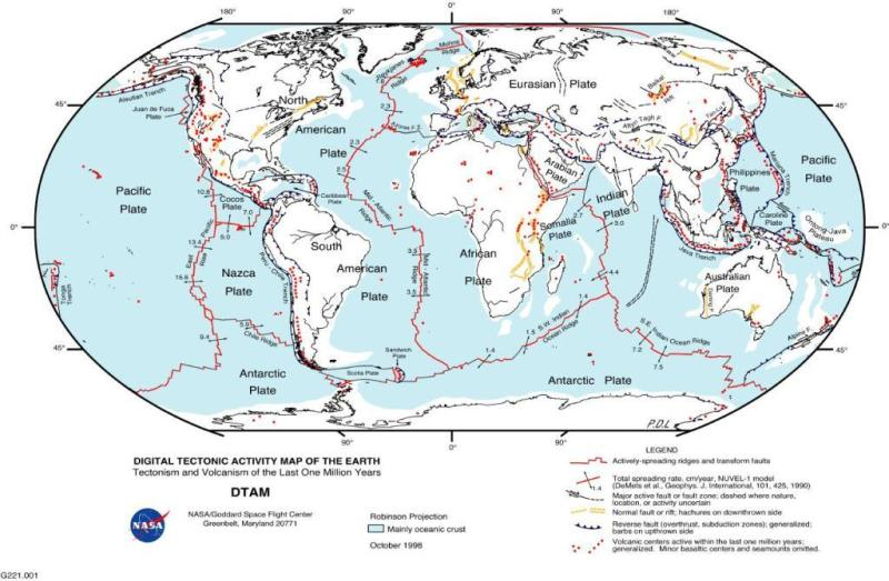 Worlds Fault Lines